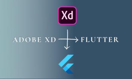 Adobe XD to Flutter code